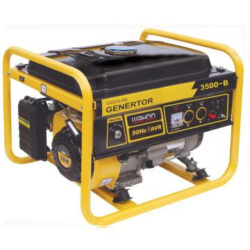 WH1500 - B Tipo de Saída Monofásico CA tipo gerador de gasolina 154f-1with Senci 100% fio de cobre