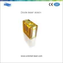 micro channel cooler diode laser stack diode 808 laser bar stack LD300w-600w
