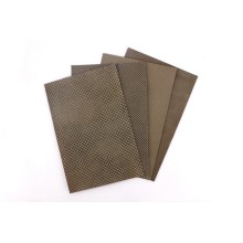 Flexibelt impregnerat Diamond Abrasive Sheet