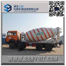 Beiben 13 Cubic Meter Cement Mixer Truck