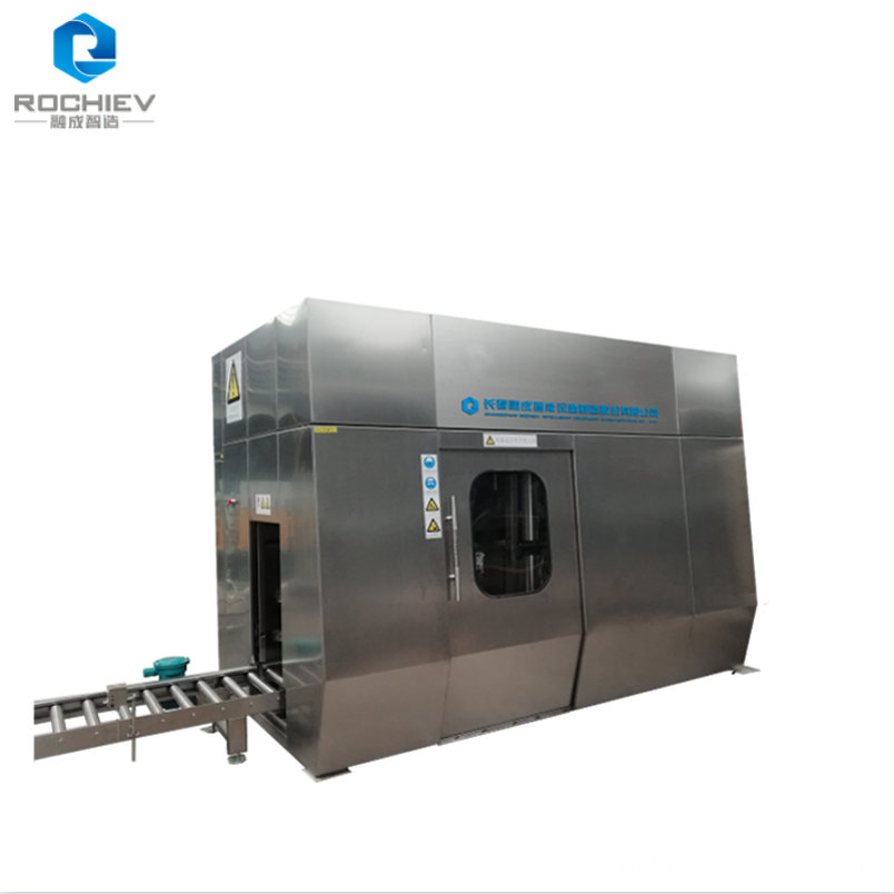 Automatic liquid filling system