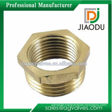 OEM high quality forged standard brass flat knurled nuts