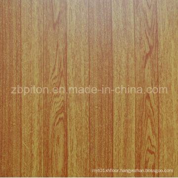 2.0mm Parquet PVC Vinyl Floor Tile