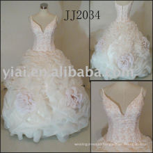 Actual wedding dress JJ2034