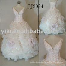 Vestido de casamento real JJ2034