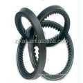 Industrial Machines Edge Cogged Large Intensity Came Rubber Raw Edge V-Belt