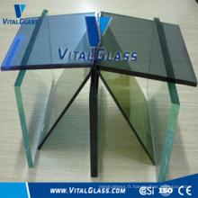 Verre de flotteur de couleur vitale avec CE et ISO9001