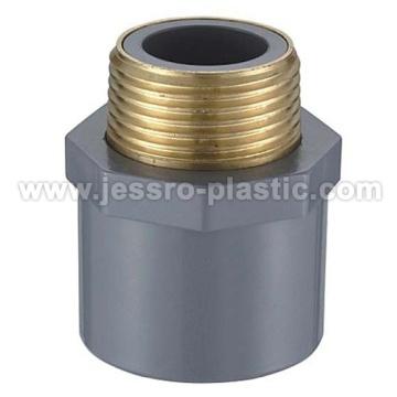 CPVC SCH80 ASTM ACOPLAMENTO MASCULINO