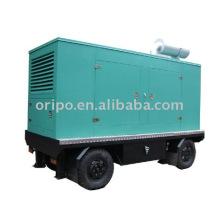 Shangchai móvil móvil generador de remolque