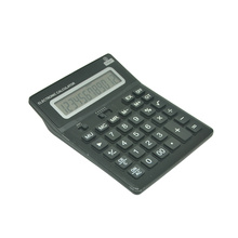 12 Digit Office Desktop Calculator with Dual Power