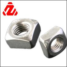 Porca quadrada de aço inoxidável 304