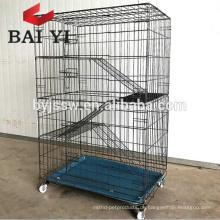 Heißer verkaufender Katzenzucht-Käfig, Haustier-Käfig