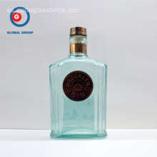 Producto OEM de Brooklyn Gin Glass Bottle
