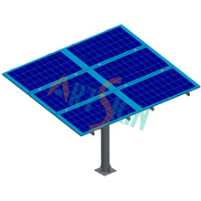 Solar Single Axis Mounting System