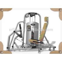 Máquinas de exercício abdominal / Equipamentos de ginástica comercial / Leg press sentado