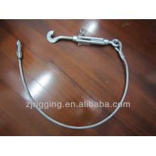 Eslinga de cuerda de alambre
