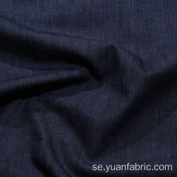 Denim Dark Blue Stretch Fabric Wholesale