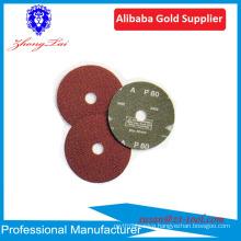 Fiber disc/ Aluminum Oxide/Silicon Carbide