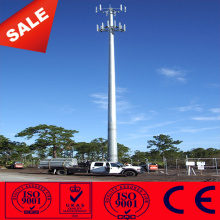 Steel Galvanized Communications pole