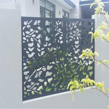 Laser Cut Metal Fencing
