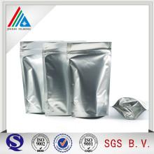 Filme de petrão metalizado embalagens flexíveis grau / filme de estimação filmado a vácuo metalizado / filme metálico