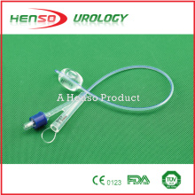 Catéter pediátrico Foley de silicona de dos vías (2 vías)