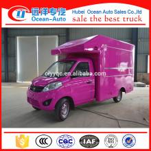 Fabricación de camiones alimentarios móviles Foton