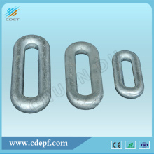 China New Product for Mid Span Joint PH type Welding Chain Links Extension Rings supply to Angola Wholesale