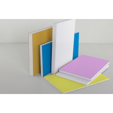 White Crust PVC Foam Board for Construction and Cabinet