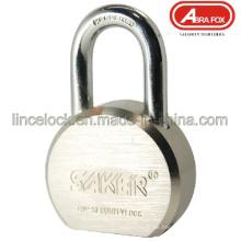 Stahl runder Vorhängeschloss / Messing Zylinder Vorhängeschloss / gehärteter Stahl Schäkel Vorhängeschloss (204)