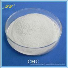 Carboxyméthylcellulose pour la qualité de détergent
