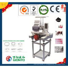 Machine à broder mixte à tête unique Wy1501CS
