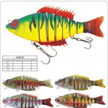 Appel de pêche à l'appât de pêche de haute qualité à la mode