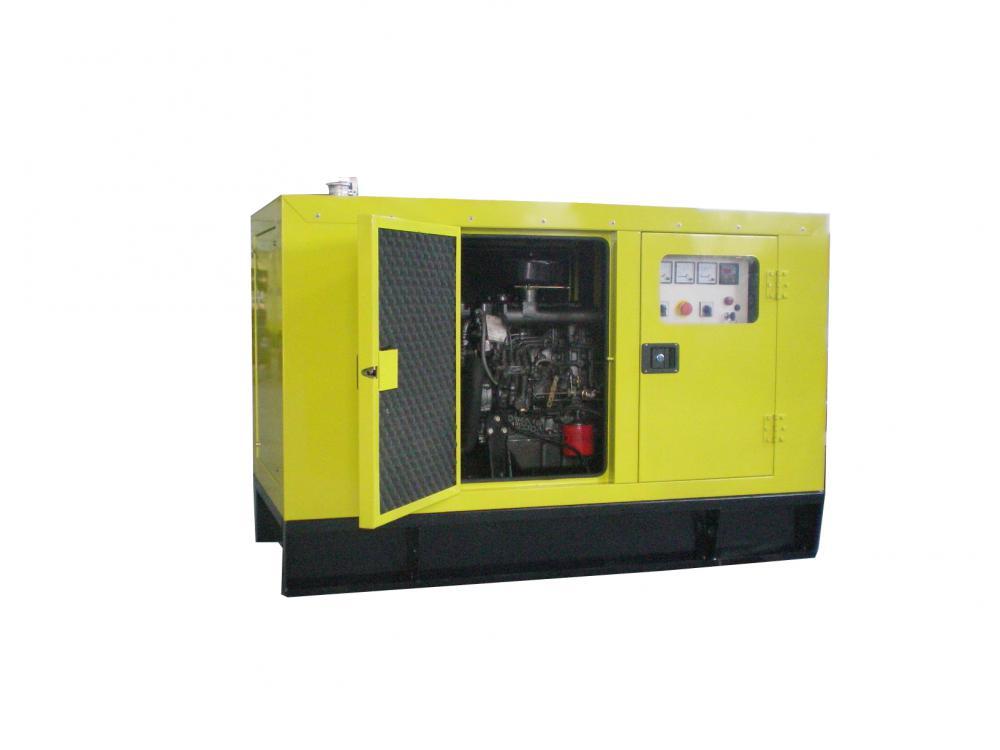 Weichai 25KVA Soundproof Silent Generator