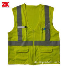 Traffic Reflective Sicherheitsjacke