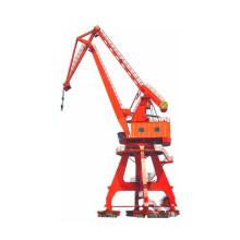 Large capacity 35ton portal crane with grab