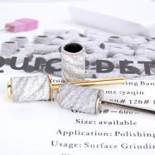 White Zebra D6.35 H12.7mm fine sanding band