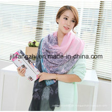Voile Stoff für Schal
