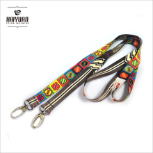 Cmyk Heat Transfer Printing Lanyard with Custom Hook