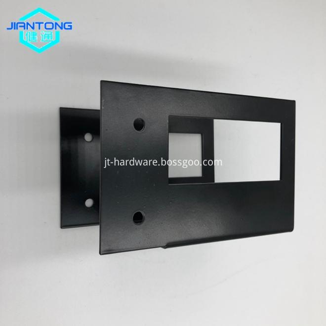 Carbon Steel Laser Cut Sheet Metal Fabricated Service 2