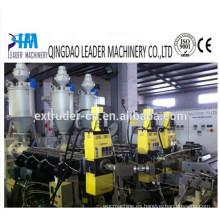 Hoja de PVC de alta calidad PP que hace la máquina