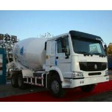 Camión pesado Zz1257n3241 del mezclador del cemento de 6m3 8m3 336HP Sinotruk HOWO 6X4