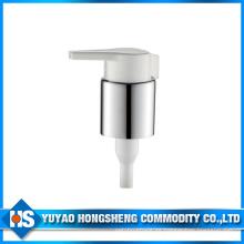 Bomba de loción de aluminio y plástico líquida de agua Hy-Fb45 0.5cc con cerradura