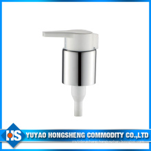 24/415 0.5cc Aluminum Coating Cream Pump for Cosmetic