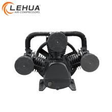 5.5kw 7.5hp piston air compressor pump hean with electric motors