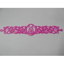 Kunststoff-Armband mit Mode-Stil (m-WB02)