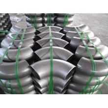 Codo de acero inoxidable de 4 pulgadas de calidad al por mayor