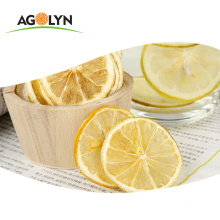 AGOLYN Wholesale Organic Natural Freeze-dried lemon slices