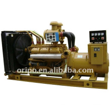 china brand SDEC shangchai power diesel generator set with worldwide maintenance service