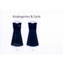 2016 Мода Новый дизайн Jumper Pinafore Школьная форма